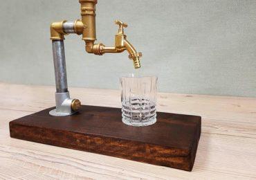 Getränkespender witzig DIY Eigenbau Alkohol Alkoholkater